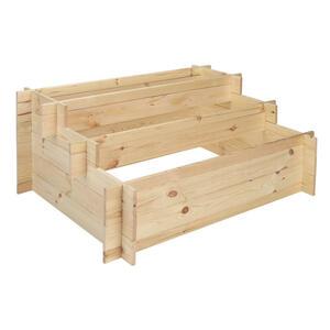 XXXL HOCHBEET Holz, Braun