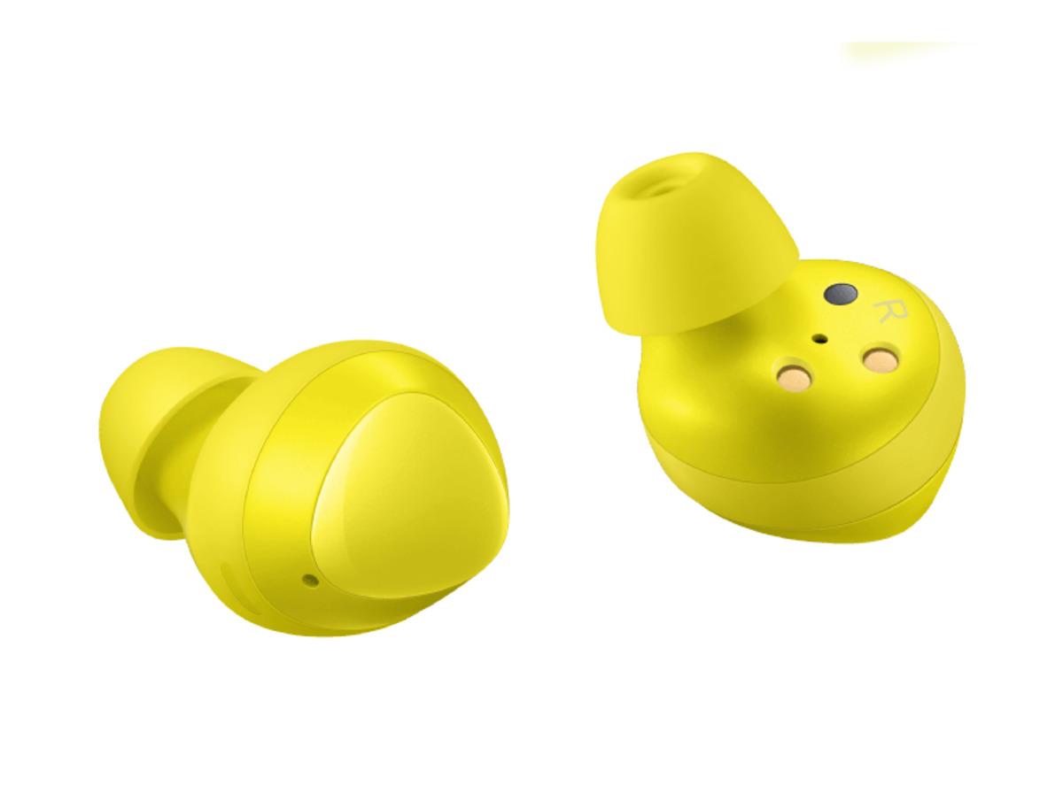 Bild 4 von SAMSUNG SM-R170 Galaxy Buds, In-ear, True Wireless Kopfhörer, Gelb
