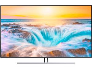 SAMSUNG GQ65Q85RGTXZG, 163 cm (65 Zoll), UHD 4K, SMART TV, QLED TV, 3800 PQI, DVB-T2 HD, DVB-C, DVB-S, DVB-S2