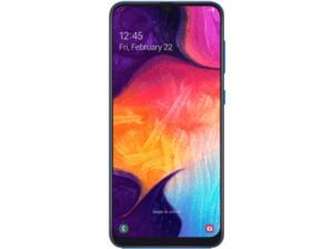 SAMSUNG Galaxy A50, Smartphone, 128 GB, Blue, Dual SIM