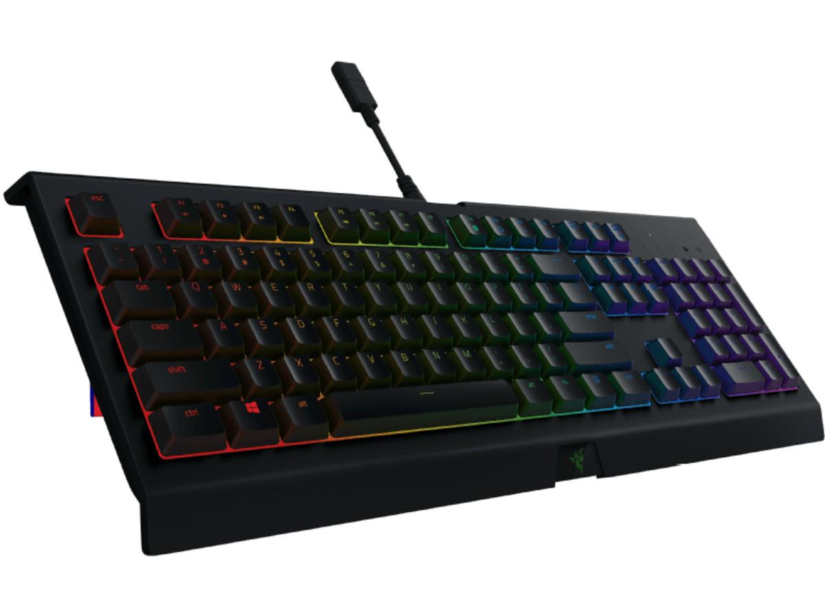 Bild 3 von RAZER Cynosa Chroma, Gaming Tastatur, Rubberdome