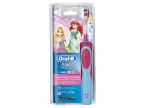 ORAL-B Stages Power Princess, elektrische Zahnbürste, Mehrfarbig