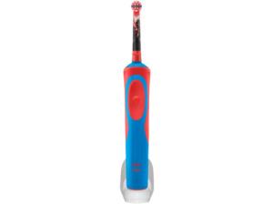 ORAL-B Stages Power Star Wars, elektrische Zahnbürste für Kinder, Blau/Rot