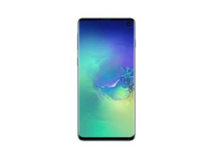 SAMSUNG Galaxy S10, Smartphone, 128 GB, Prism Green, Dual SIM