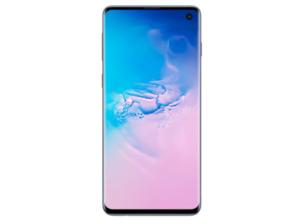 SAMSUNG Galaxy S10, Smartphone, 128 GB, Prism Blue, Dual SIM