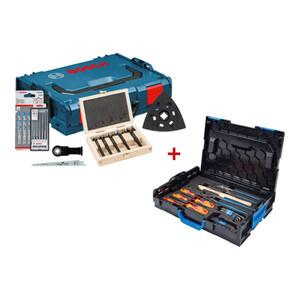 Bosch Accessories Promoline 2607019506 Heimwerker Werkzeugset in Tasche 38teilig