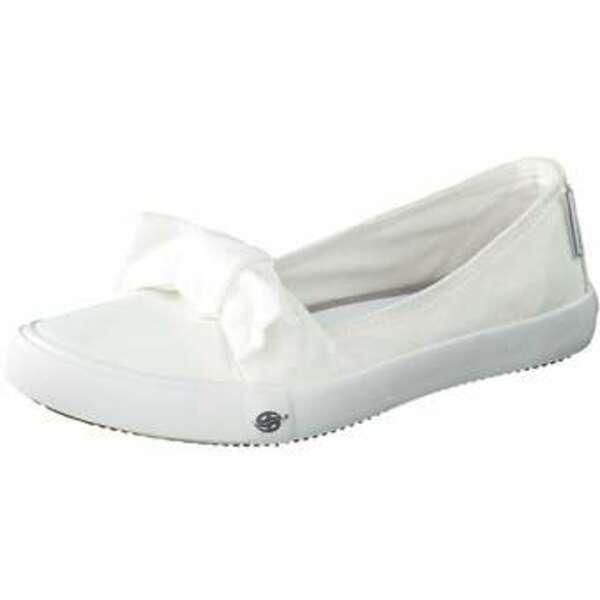 Dockers Ballerina Damen weiß