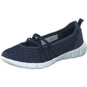 Charmosa Sneakerballerina Damen blau