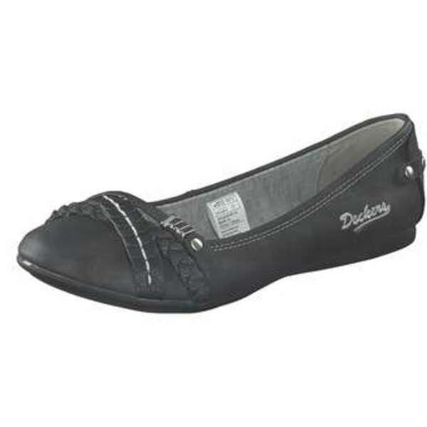 Dockers Ballerina Damen schwarz von Siemes Schuhcenter ansehen!