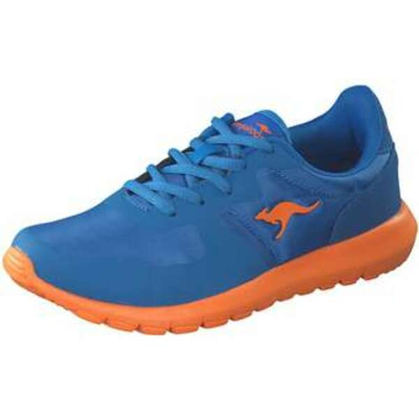 KangaROOS K-X-2222 A Sneaker Mädchen|Jungen blau