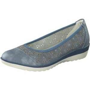 Inspired Shoes Ballerina Damen blau