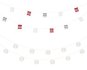 CASA Deco LED-Sommerlichterkette XXL