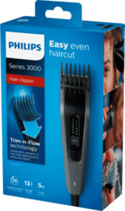 Philips Haarschneider Series 3000 Trim-n-Flow-Technologie HC3520/15