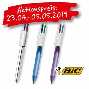 4-Farb-Kugelschreiber