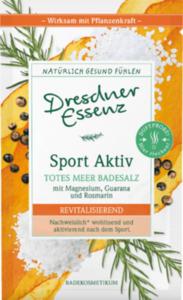 Dresdner Essenz Badesalz Sport Aktiv