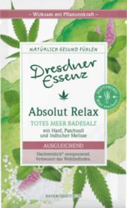 Dresdner Essenz Badesalz Absolut Relax
