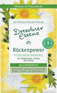 Dresdner Essenz Badesalz Rückenpower