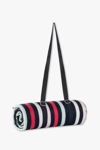 accessoires C&A         Picknickdecke - gestreift - 148 x 130 cm