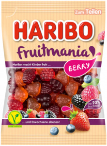 Haribo Fruitmania Berry 175 g