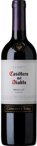 Concha y Toro Casillero Del Diablo Merlot  2016 0,75 ltr