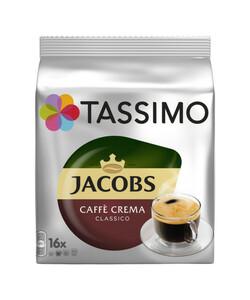 Tassimo Jacobs Caffé Crema Classico 16x 7 g