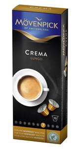 Mövenpick Crema Lungo Kaffeekapseln 10x 5,7 g