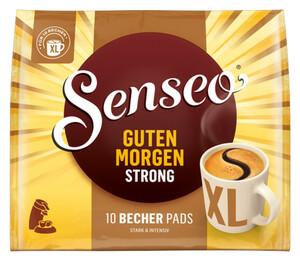 Senseo Kaffeepads Guten Morgen Strong XL 10x 12,5 g