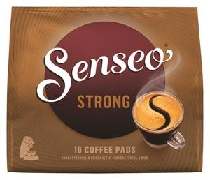 Senseo Kaffeepads Strong 16x 6,9 g