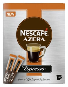 Nescafé Azera Espresso Sticks  25x 1,8 g