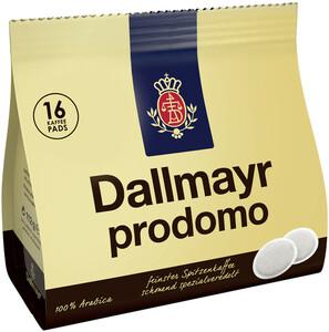 Dallmayr Kaffeepads Prodomo  16x 7 g