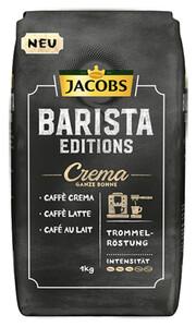 Jacobs Barista Editions Crema ganze Bohne 1 kg