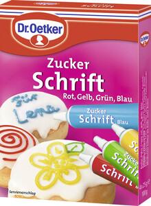 Dr.Oetker Zuckerschrift 100 g