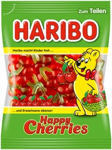 Haribo Happy Cherries 200 g