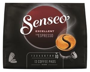 Senseo Kaffeepads Espresso Intenso 12x 7,9 g