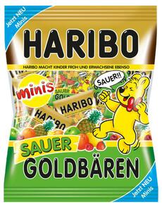 Haribo Goldbären Sauer Minis 250g