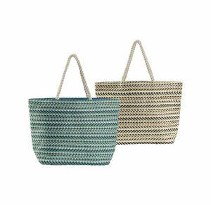 Damen-Strandtasche mit tollem Muster
