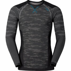 Odlo            Funktionsshirt Blackcomb Evolution Warm grau