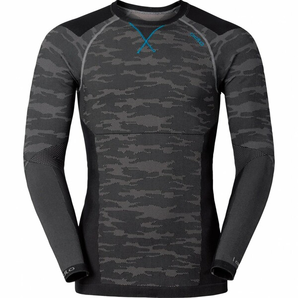 Odlo            Funktionsshirt Blackcomb Evolution Warm grau