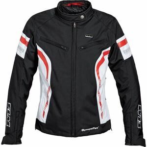 FLM            Sports Damen Textil Jacke 2.1 schwarz/weiß XL