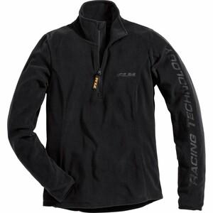 FLM            Damen Fleeceshirt 2.0 schwarz XS