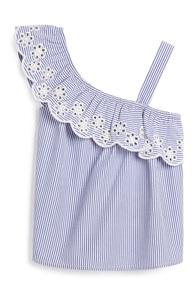 Bestickte Bluse (kleine Mädchen)