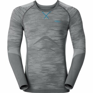 Odlo            Funktionsshirt Evolution Light grau