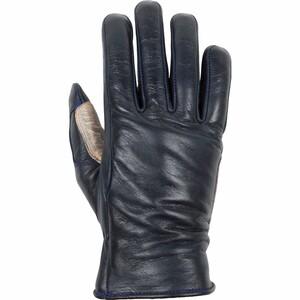 Helstons            Stella Damen Handschuh blau/beige