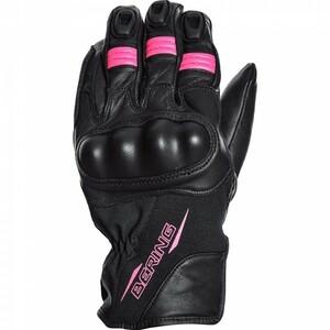 Bering            Paloma Damen Leder/Textil Sommerhandschuh schwarz XL