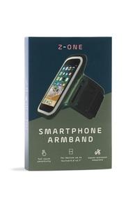 Grünes Smartphone-Armband