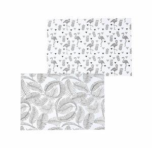Home Platz-Set aus Papier, 24er Block, ca. 43x29cm