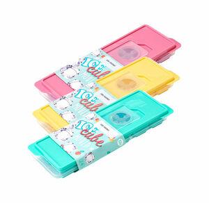 Eiswürfelbehälter in verschiedenen Farben, ca. 26,5cm