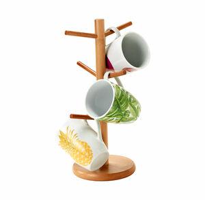 Tassenhalter aus Bambus, ca. 32cm