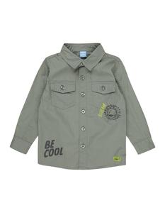 Baby Hemd mit Pattentaschen
