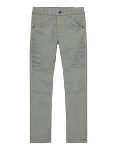 Mädchen Skinny Fit Jeans mit Zierpaspeln